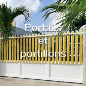 Portails et portillons de portails
